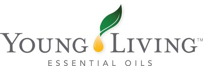 Young Living Essential Oils, LC is the world leader in essential oils and has been providing the highest quality plant based products to customers for over twenty years. Its proprietary Seed to Seal(R) process ensures exacting standards are met every step of the way, from seed to seal. This commitment stems from the company's stewardship towards the earth and its people all over the world. For more information, visit:  www.youngliving.com . (PRNewsFoto/Young Living Essential Oils)
