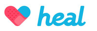 Heal logo (PRNewsFoto/Heal) (PRNewsFoto/Heal)