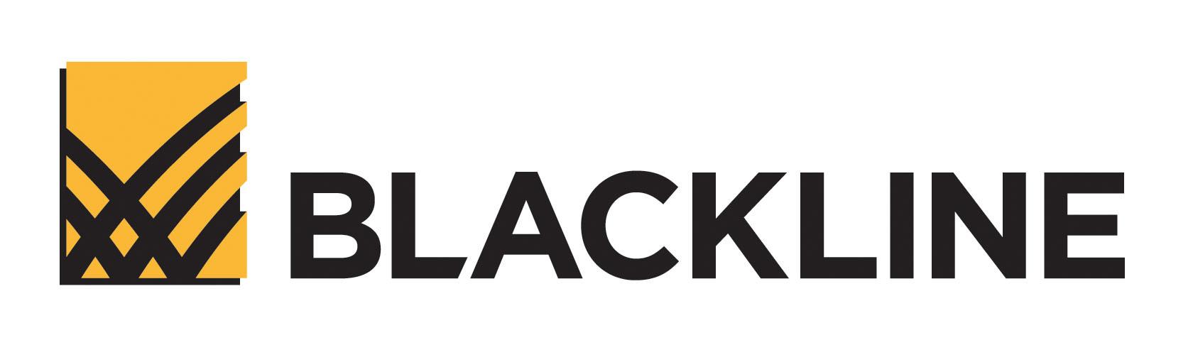 BlackLine company logo. (PRNewsFoto/BlackLine)