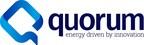 Quorum (PRNewsFoto/Quorum) (PRNewsFoto/Quorum) (PRNewsFoto/Quorum)