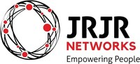 JRJR Networks Logo (PRNewsFoto/CVSL Inc.) (PRNewsFoto/CVSL Inc.)