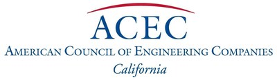 ACEC Logo (PRNewsFoto/American Council of Engineering)