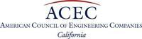 ACEC Logo (PRNewsFoto/American Council of Engineering)