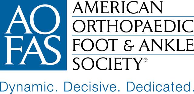 American Orthopaedic Foot & Ankle Society logo