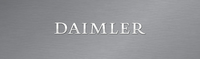 Daimler Logo (PRNewsFoto/Daimler Corporate Communications) (PRNewsFoto/Daimler Corporate Communications) (PRNewsFoto/Daimler Corporate Communications)