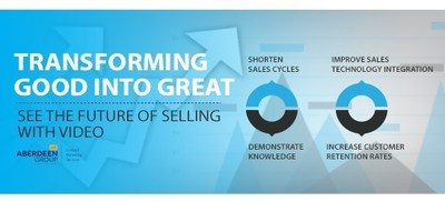 PGi and Aberdeen to Host Webinar on How to Use Video to Generate Greater Sales Results