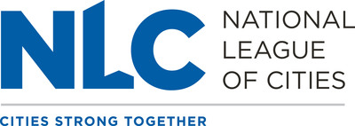 National League of Cities logo. (PRNewsFoto/National League of Cities)