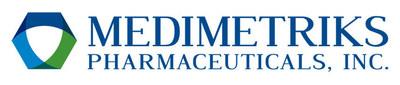 Company logo (PRNewsFoto/Medimetriks Pharmaceuticals, In)