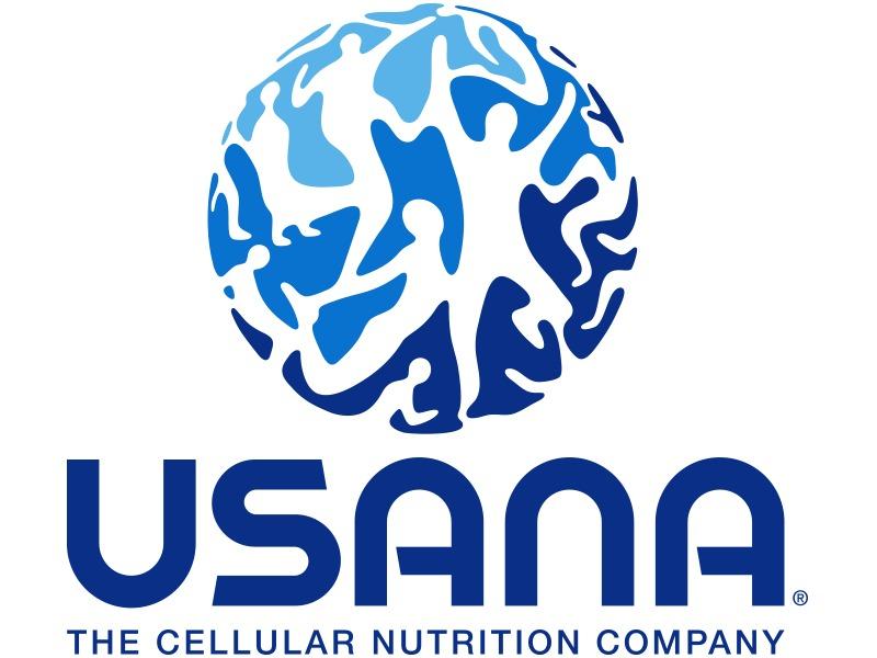 USANA logo. (PRNewsFoto/USANA)