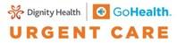 Dignity Health GoHealth Logo (PRNewsFoto/GoHealth Urgent Care,Dignity He) (PRNewsFoto/GoHealth Urgent Care,Dignity He)