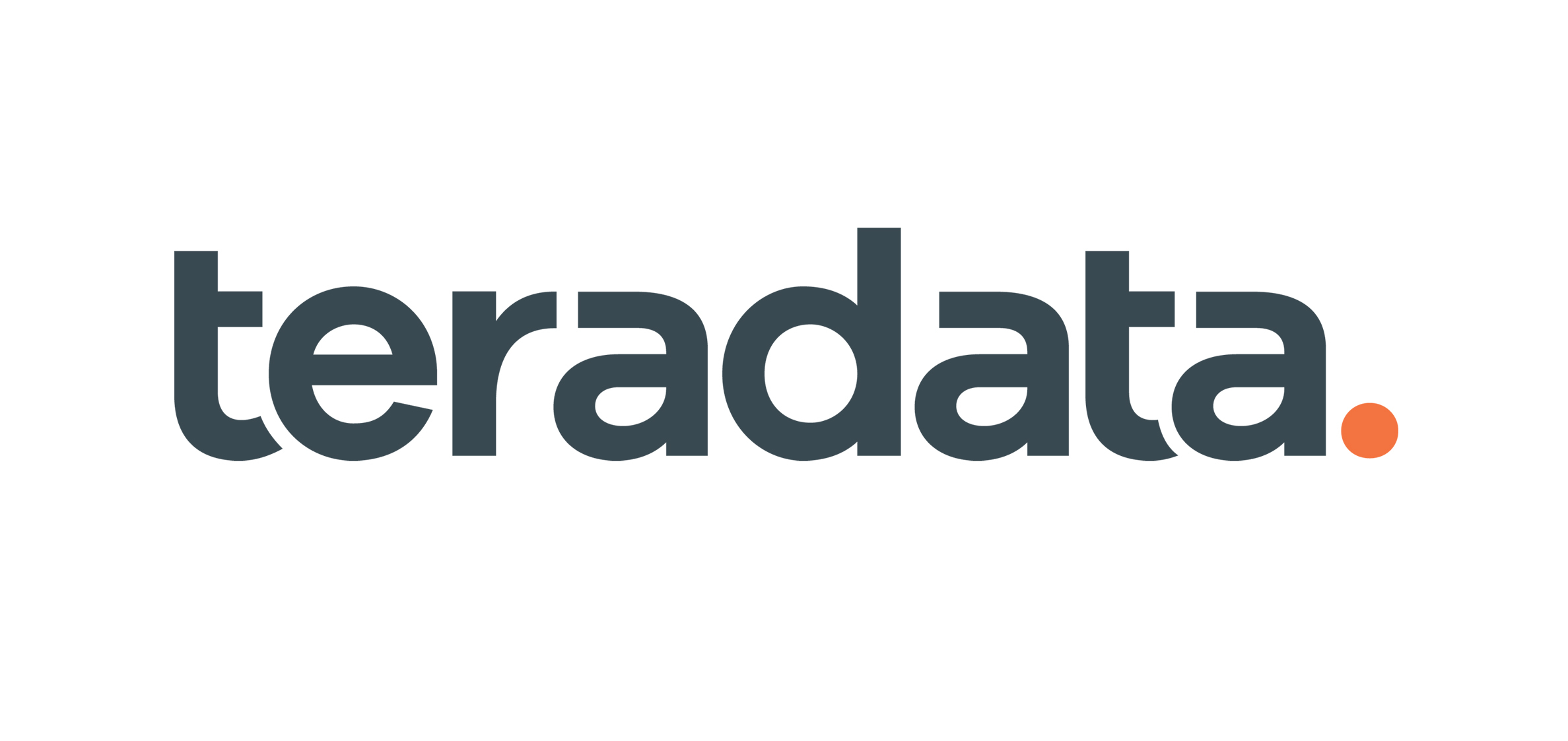 Teradata Corporation logo. (PRNewsFoto/Teradata)
