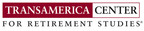 Transamerica Center for Retirement Studies logo. (PRNewsFoto/Transamerica Center for Retirement Studies) (PRNewsFoto/TRANSAMERICA CENTER FOR RET...)