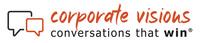 Corporate Visions (PRNewsFoto/Corporate Visions, Inc.) (PRNewsFoto/Corporate Visions, Inc.)