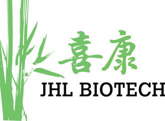 JHL Logo High Resolution (PRNewsFoto/JHL Biotech, Inc.)