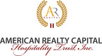 American Realty Capital Hospitality Trust, Inc. Logo. (PRNewsFoto/American Realty Capital Hospitality Trust, Inc.) (PRNewsFoto/AMERICAN REALTY CAPITAL...)