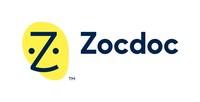 Zocdoc logo and word mark (PRNewsFoto/Zocdoc) (PRNewsFoto/Zocdoc)