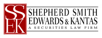 Shepherd Smith Edwards & Kantas LLP. (PRNewsFoto/Shepherd Smith Edwards & Kantas LLP) (PRNewsFoto/SHEPHERD SMITH EDWARDS...)