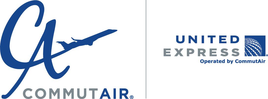 CommutAir new logo 2016 (PRNewsFoto/CommutAir)