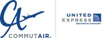 CommutAir new logo 2016 (PRNewsFoto/CommutAir) (PRNewsFoto/CommutAir)