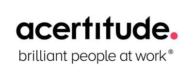 Acertitude Logo (PRNewsFoto/Acertitude)