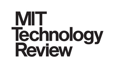 MIT Technology Review Logo. (PRNewsFoto/MIT Technology Review)