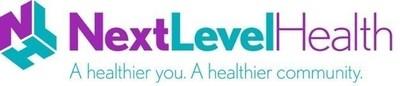 NextLevel Health Logo. (PRNewsFoto/NextLevel Health)