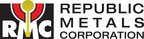 Republic Metals Corporation Receives ISO9001:2015 Certification