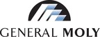 General Moly Announces the May 2017 Departure of its Chief Financial Officer