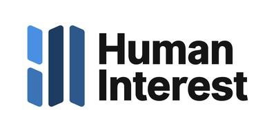 Human Interest logo (PRNewsfoto/Human Interest)