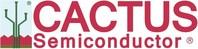 Cactus Semiconductor, Inc. (PRNewsFoto/Cactus Semiconductor, Inc.) (PRNewsFoto/Cactus Semiconductor, Inc.)