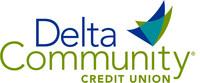Delta Community Credit Union Logo (PRNewsFoto/Delta Community Credit Union) (PRNewsFoto/Delta Community Credit Union)