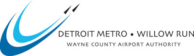 Airport Authority Logo (PRNewsFoto/Detroit Metropolitan Airport)