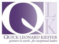 Quick Leonard Kieffer (PRNewsFoto/Quick Leonard Kieffer)