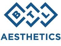BTL Aesthetics Logo (PRNewsFoto/BTL Aesthetics)
