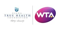 USANA True Health Foundation and WTA (PRNewsFoto/USANA Health Sciences) (PRNewsFoto/USANA Health Sciences)