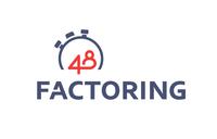 48 Factoring Logo (PRNewsFoto/48 Factoring Inc.) (PRNewsFoto/48 Factoring Inc.) (PRNewsFoto/48 Factoring Inc.)