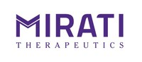 Logo (PRNewsFoto/Mirati Therapeutics, Inc.) (PRNewsFoto/Mirati Therapeutics, Inc.)