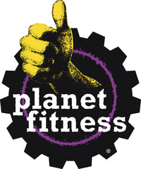 Planet Fitness logo. (PRNewsFoto/Planet Fitness)
