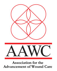 AAWC is the leading, nonprofit organization in the United States dedicated to interdisciplinary wound healing and tissue preservation. With a mission to advance the care of people with and at risk for wounds, AAWC offers membership to everyone involved in wound care - clinicians, researchers, educators and other healthcare professionals; patients and lay-caregivers; clinics, hospitals and other healthcare facilities; corporations and manufacturers; students and retirees; and advocates. (PRNewsFoto/AAWC)