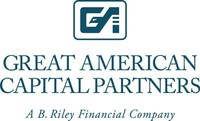 Great American Capital Partners, LLC logo. (PRNewsFoto/Great American Capital Partners) (PRNewsFoto/Great American Capital Partners)