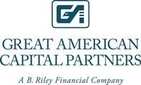 Great American Capital Partners, LLC logo. (PRNewsFoto/Great American Capital Partners) (PRNewsFoto/Great American Capital Partners)