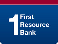 First Resource Bank is proud to be a community bank that believes in providing exceptional service, managing your banking needs responsibly, and treating you with respect. We are committed to supporting our surrounding towns and neighborhoods. At First Resource Bank, our driving goal is to be your first resource when you want to save, invest or manage your hard-earned dollars, or when you need a lending partner to help you achieve a personal or business goal. (PRNewsFoto/First Resource Bank)