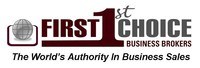 First Choice Business Brokers Logo (PRNewsFoto/First Choice Business Brokers L)
