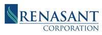 Renasant Corporation logo. (PRNewsFoto/Renasant Corporation) (PRNewsFoto/) (PRNewsfoto/Renasant Corporation)