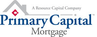 Primary Capital Mortgage. (PRNewsFoto/Primary Capital Mortgage) (PRNewsFoto/PRIMARY CAPITAL MORTGAGE)