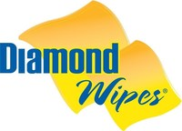 Diamond Wipes International manufacturers all its wet wipes in Southern California and Central Ohio.