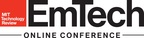 MIT Technology Review Announces EmTech Conference Schedule and Speakers
