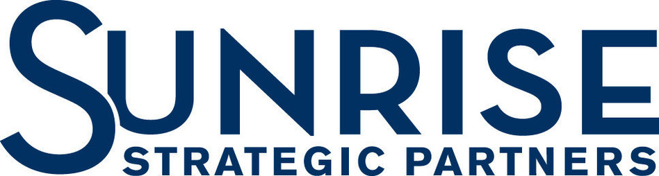 Sunrise Strategic Partners logo (PRNewsFoto/Sunrise Strategic Partners)