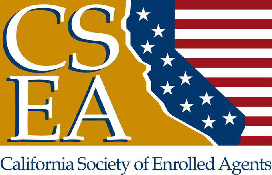 California Society of Enrolled Agents Logo. (PRNewsFoto/California Society of Enrolled Agents)