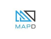 MapD logo (PRNewsFoto/MapD)